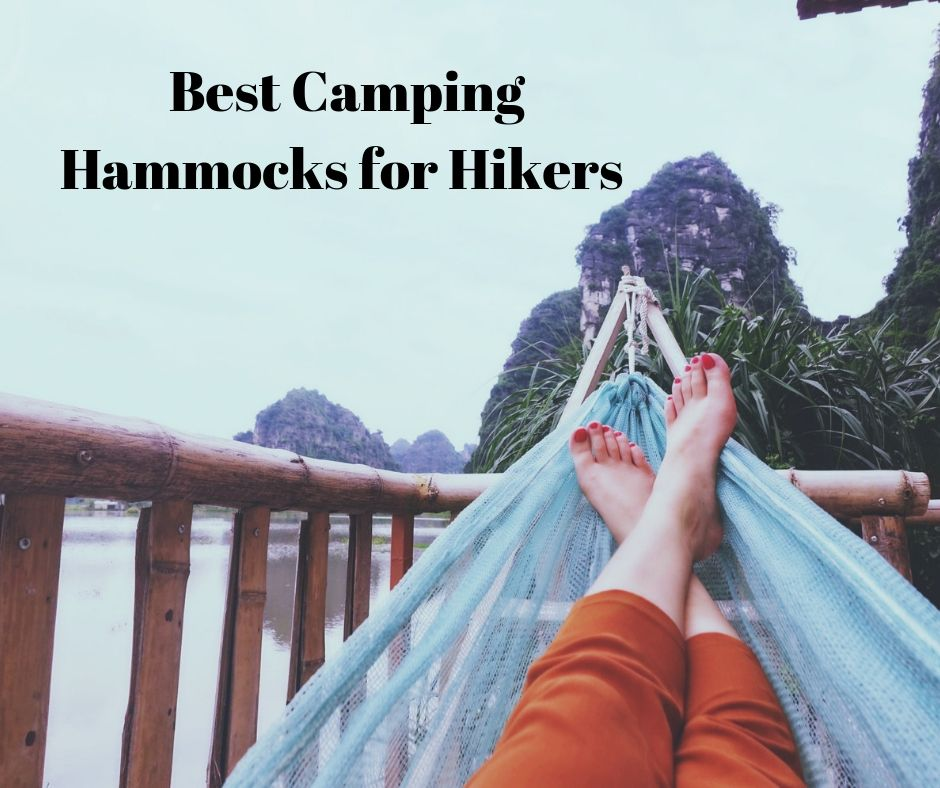 Best Camping Hammocks for Hikers 2019